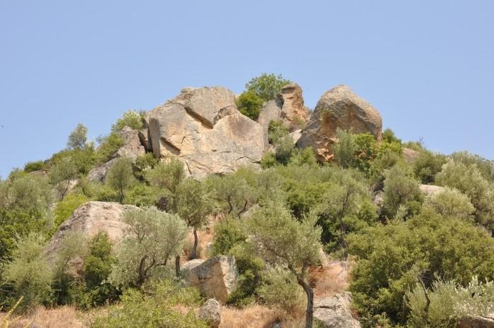 Góry Beşparmak