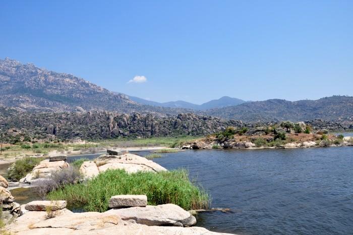 Jezioro Bafa