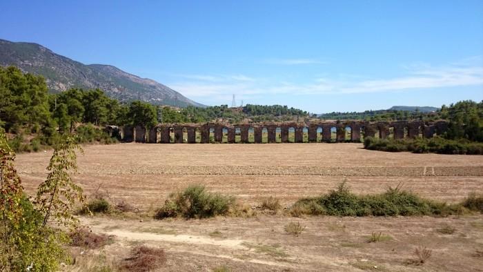 Rzymski akwedukt w okolicy Oymapınar