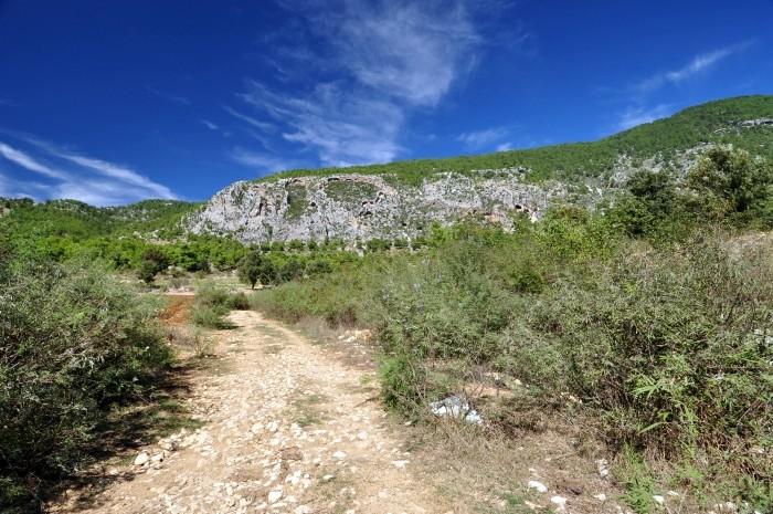 Szlak wędrowny Dolina Melas