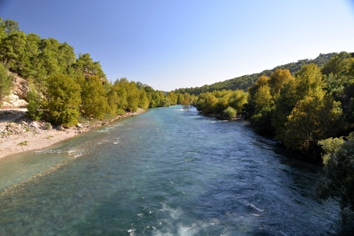 Rzeka Manavgat