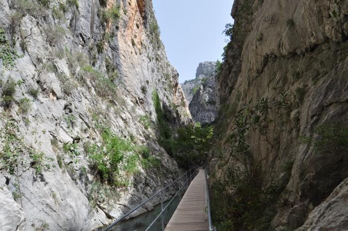 Kanion Sapadere