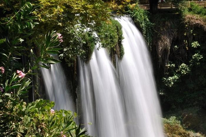 Wodospad Düden Górny