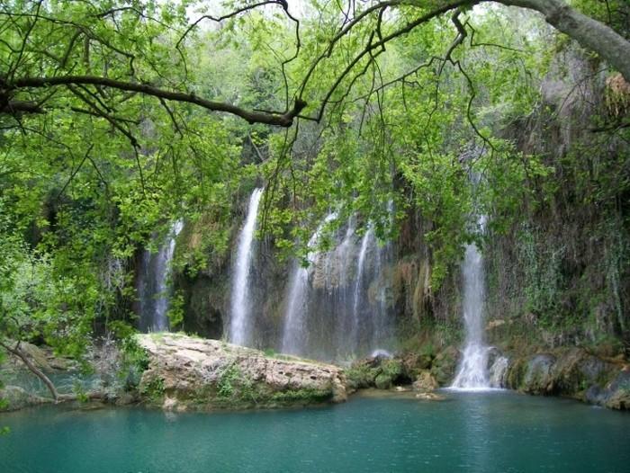Wodospad Kurşunlu