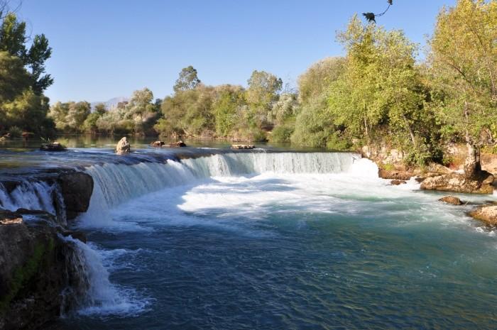 Wodospad Manavgat
