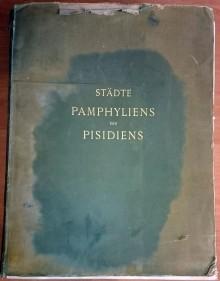 Städte Pamphyliens und Pisidiens