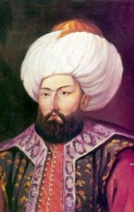 Sułtan Mehmet I