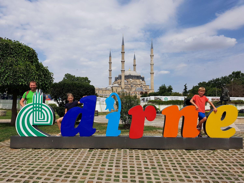 Ekipa TwS w Edirne