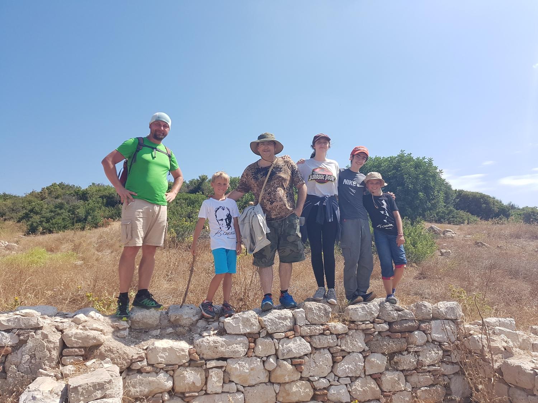 Ekipa TwS oraz ekipa Alpera zdobyła Sanktuarium Nimf na Świętej Drodze z Miletu do Didymy
