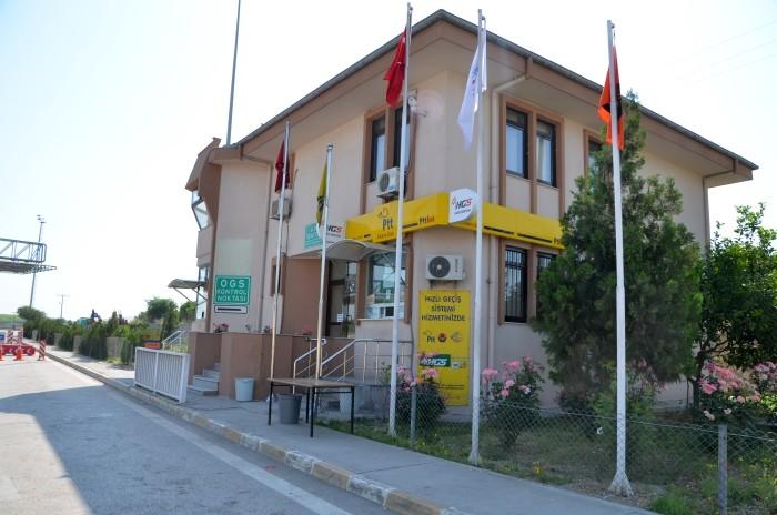 Placówka poczty przy punkcie poboru opłat w Adanie
