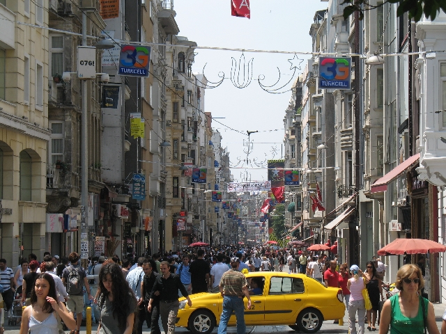 Ulica İstiklal