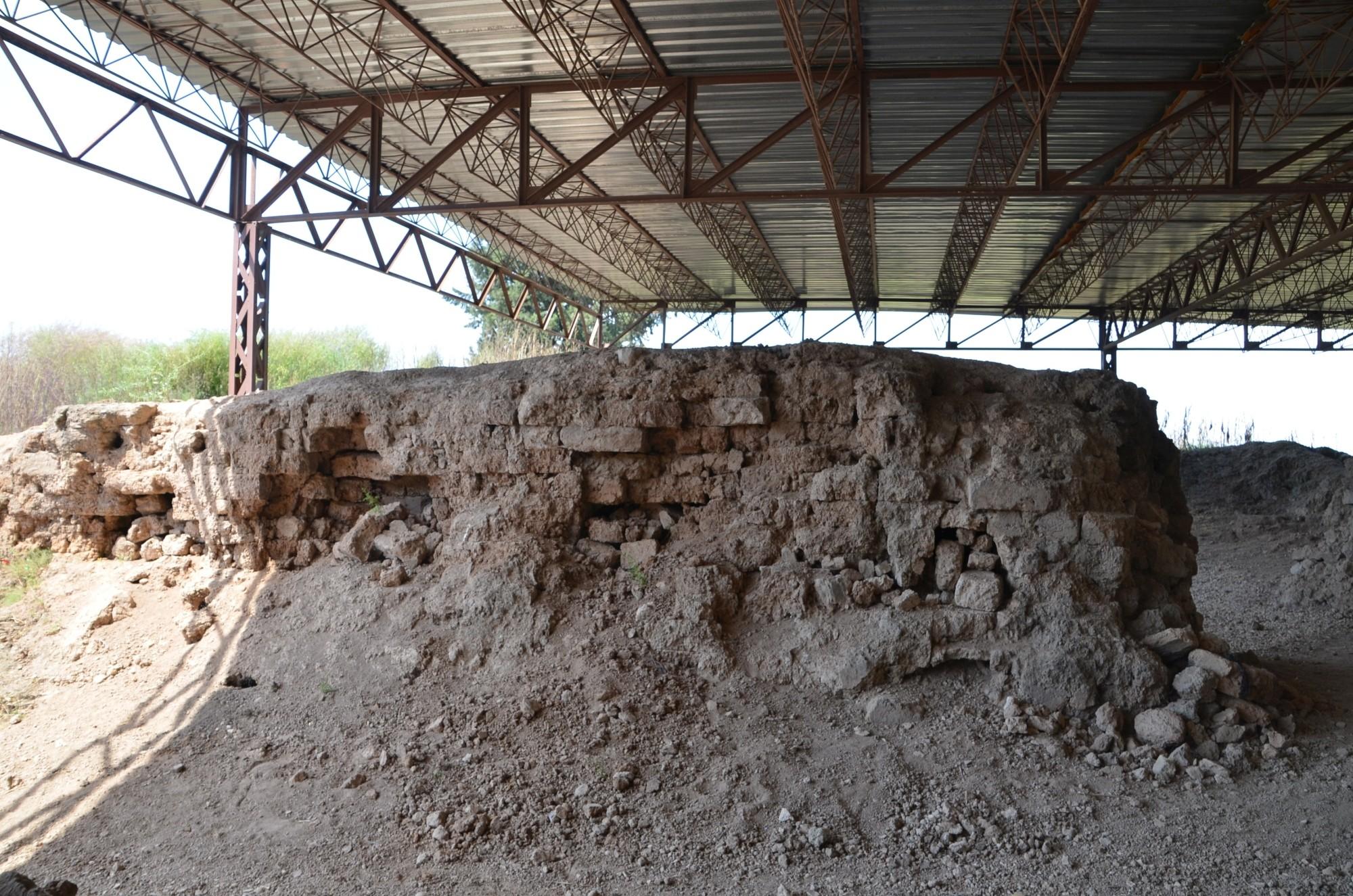 Pałac króla Yarim-Lima w Alalakh