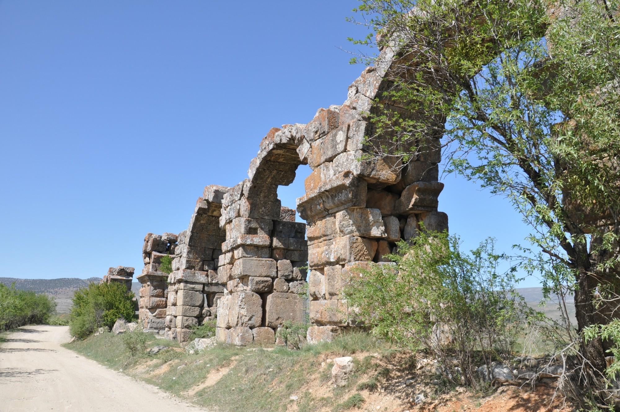 Akwedukt w Antiochii Pizydyjskiej