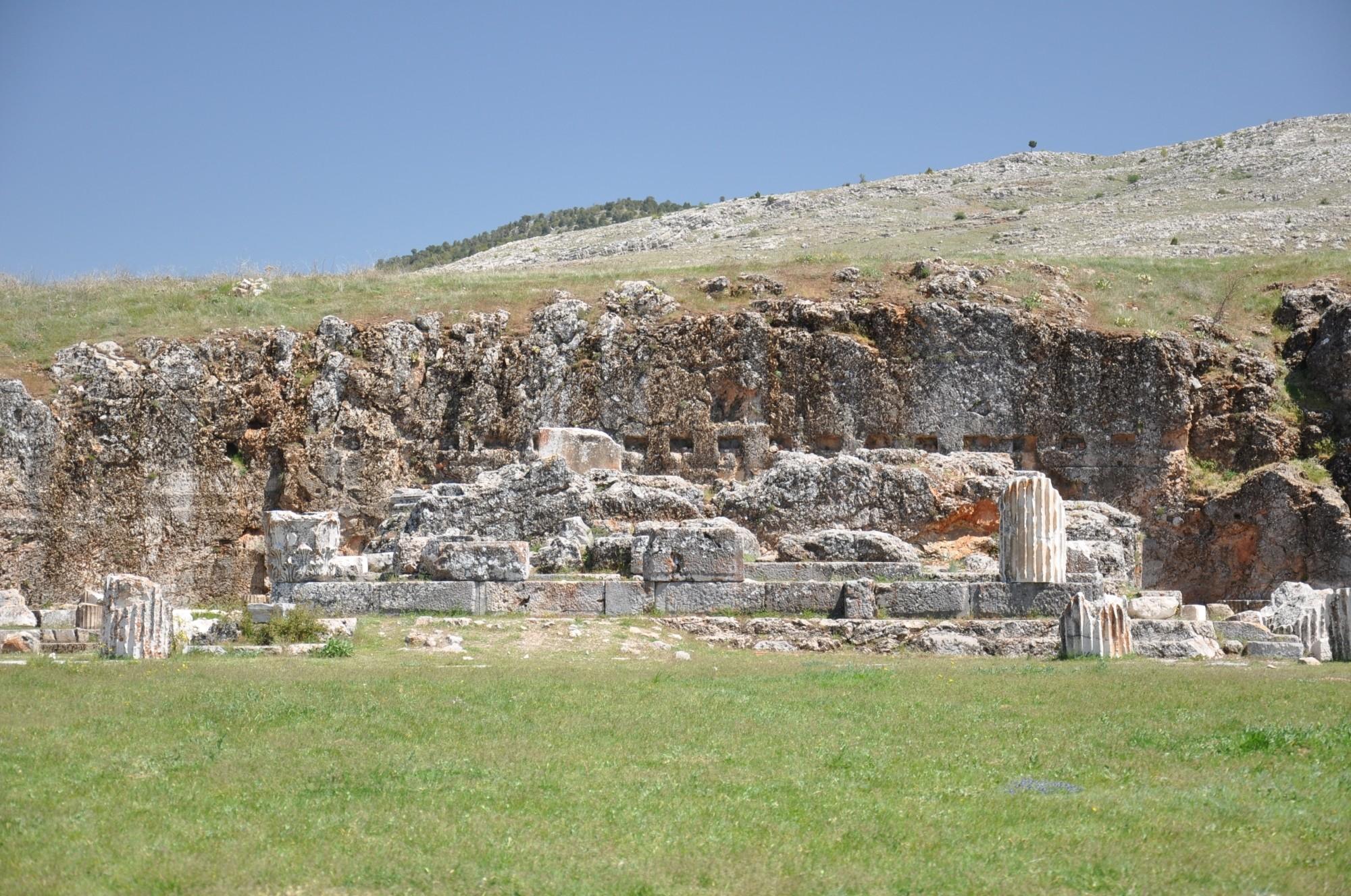Świątynia Augusta w Antiochii Pizydyjskiej