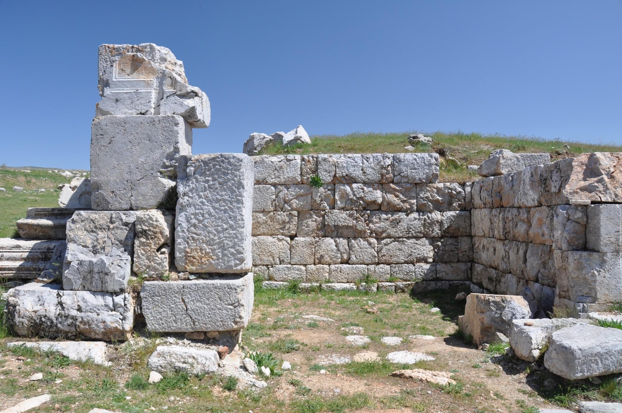 Sklep przy Cardo Maximus w Antiochii Pizydyjskiej