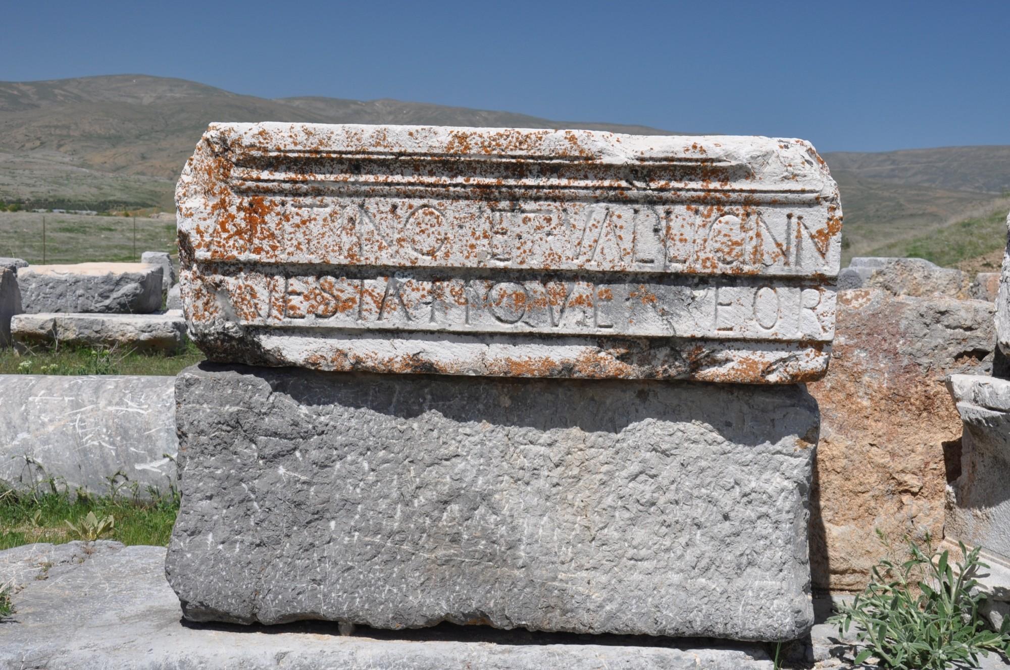 Ruiny Antiochii Pizydyjskiej