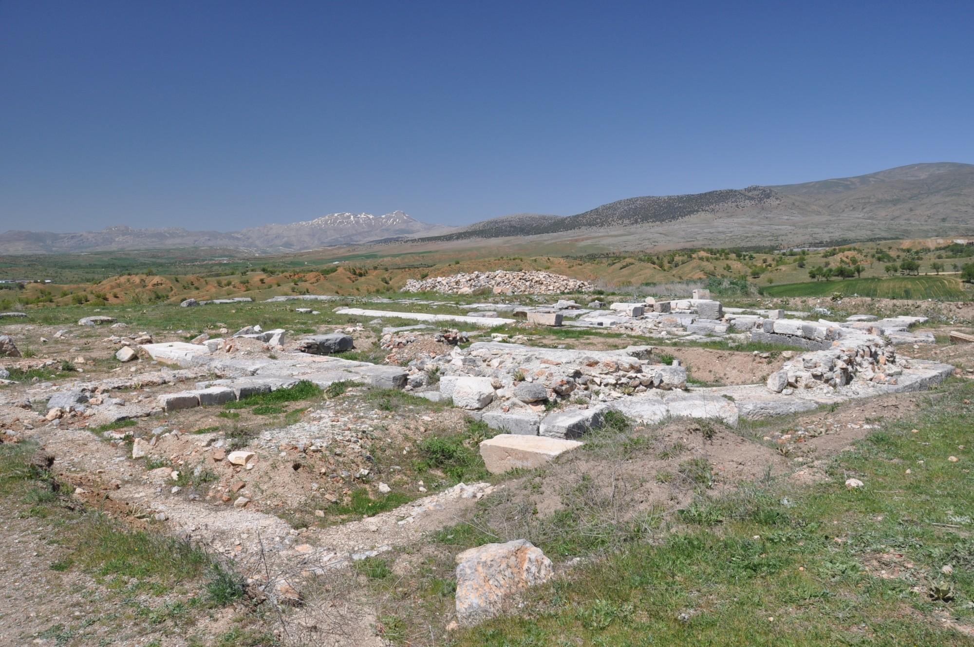 Kościół Północny w Antiochii Pizydyjskiej