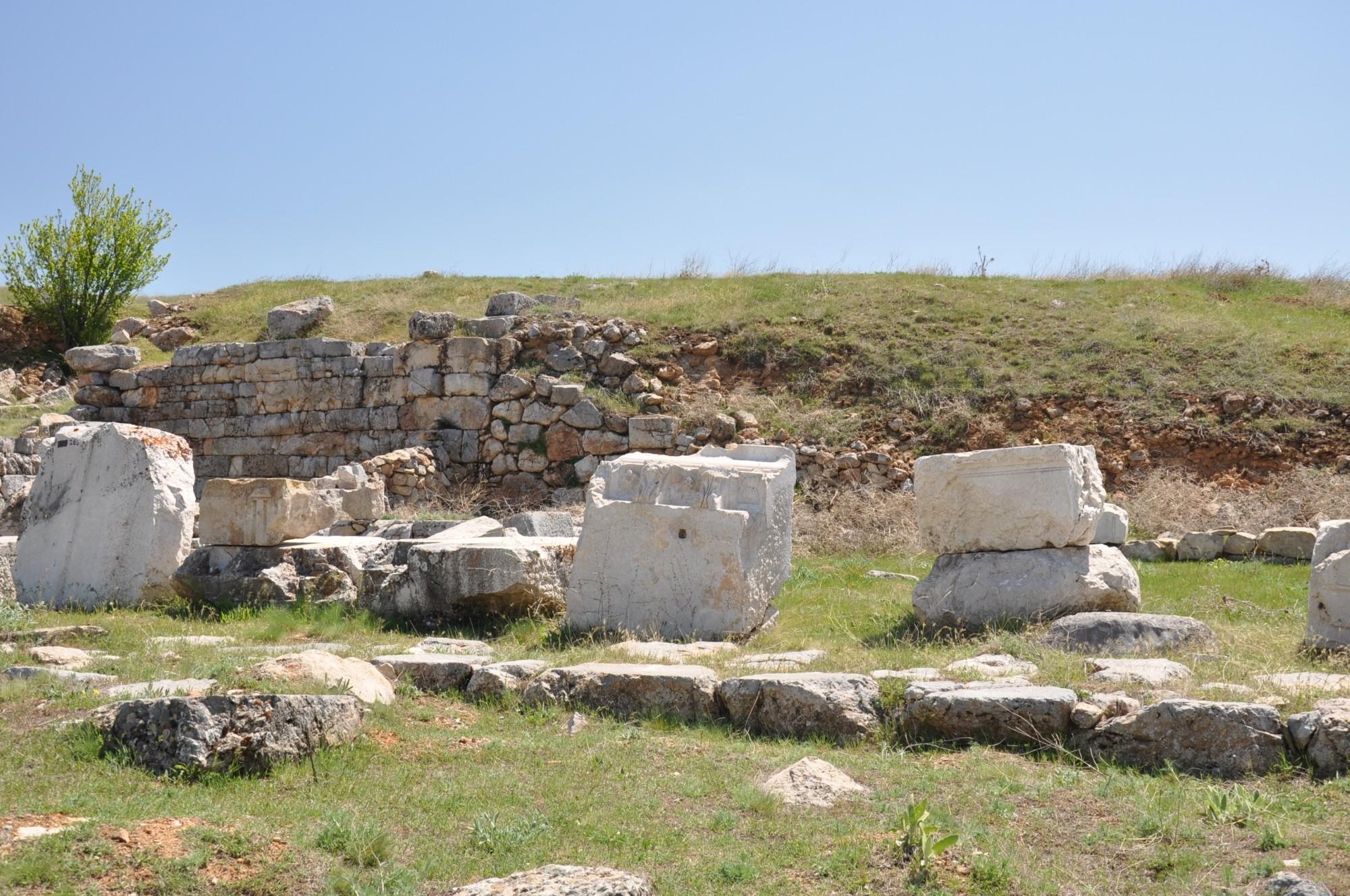 Propylon w Antiochii Pizydyjskiej
