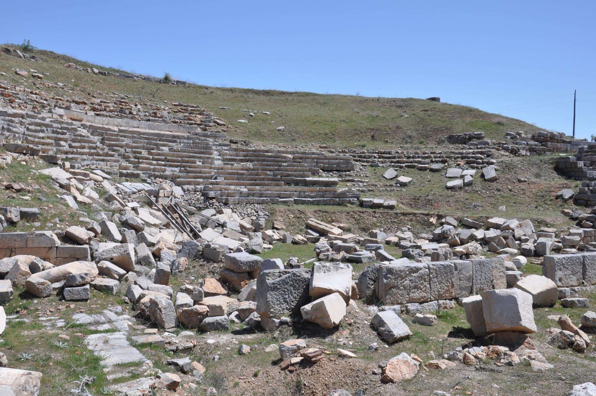 Teatr w Antiochii Pizydyjskiej