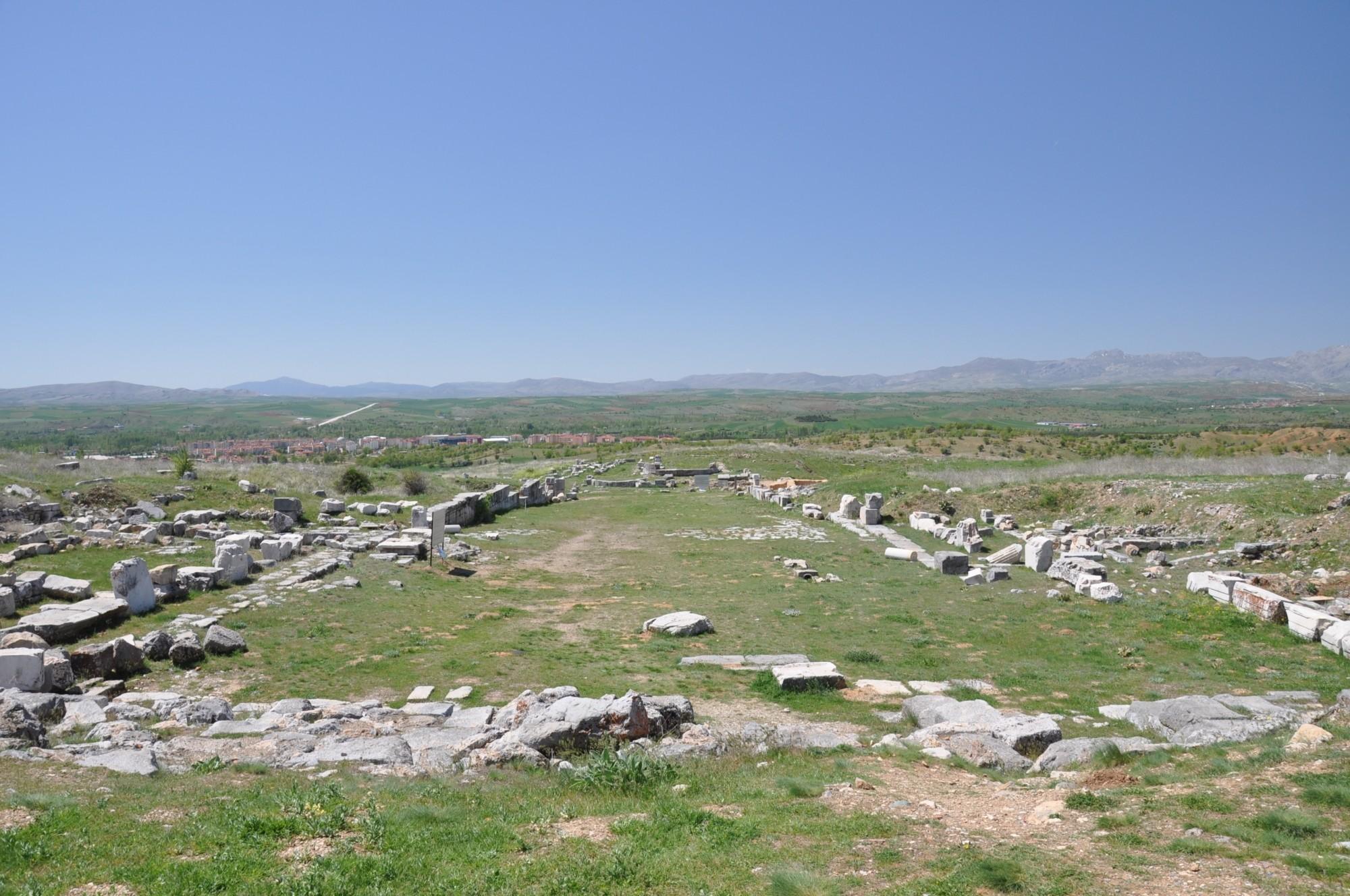 Plac Tyberiusza w Antiochii Pizydyjskiej