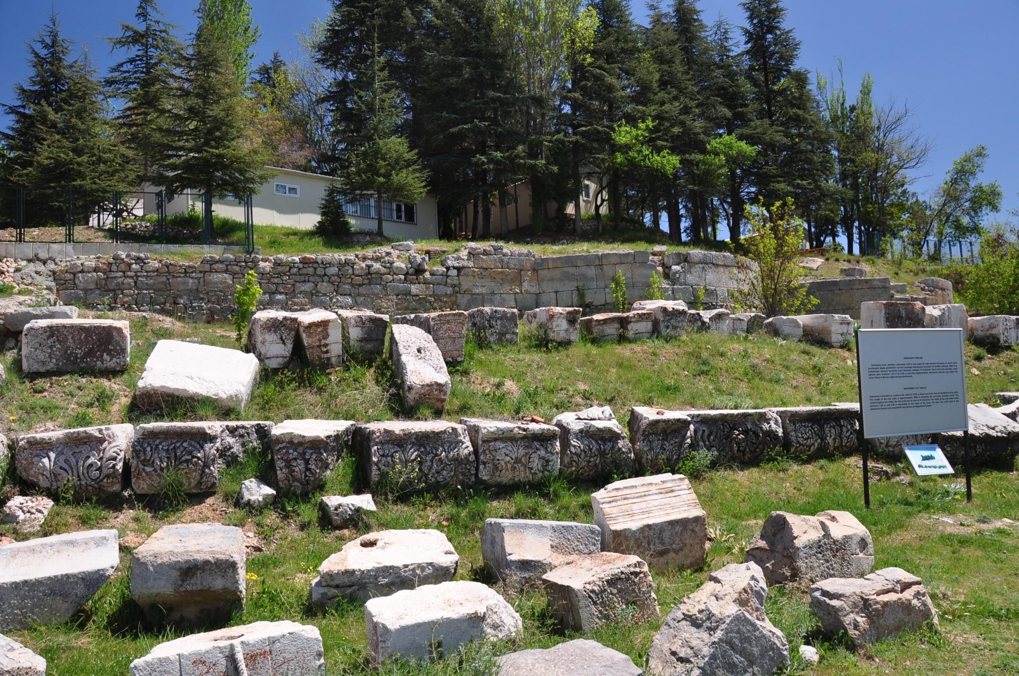 Zachodnia Brama w Antiochii Pizydyjskiej