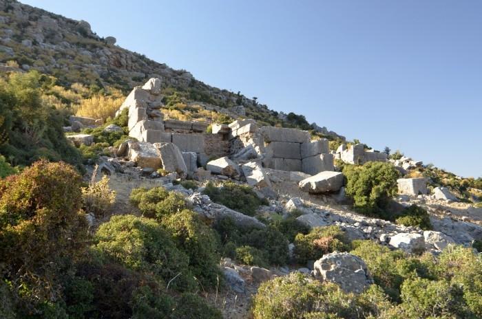 Ruiny Ariassos