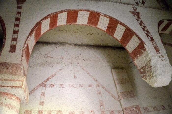 Kościół Symetryczny (Aynalı Kilise) w Göreme
