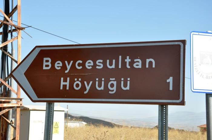 Kierunkowskaz do Beycesultan