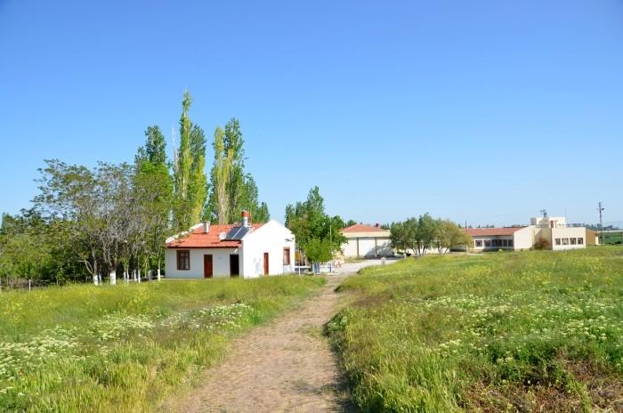 Budynki administracyjne w Çatalhöyük