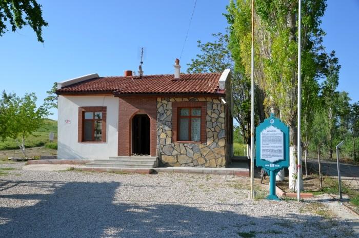 Domek strażnika w Çatalhöyük