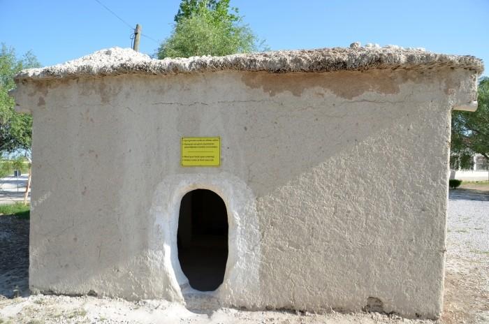 Dom Eksperymentalny w Çatalhöyük