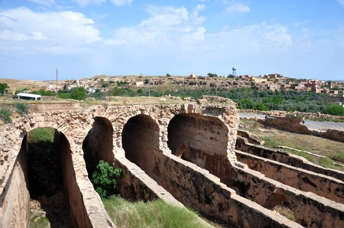 Bizantyjskie cysterny w Darze