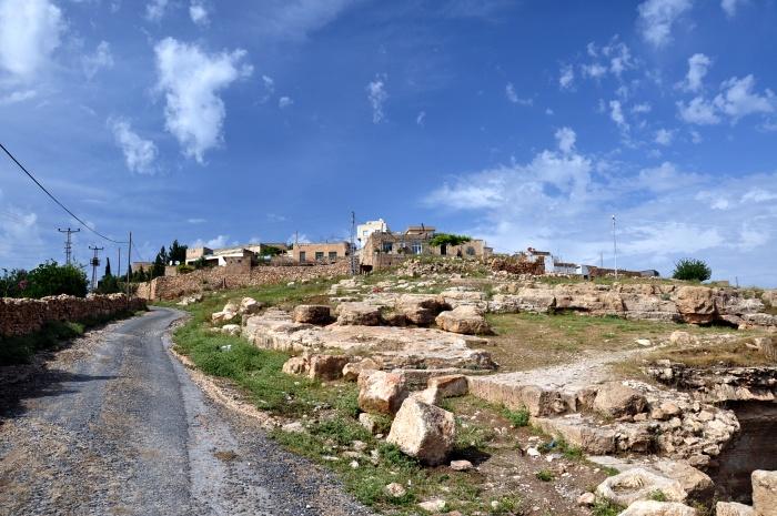 Wieś Oğuz