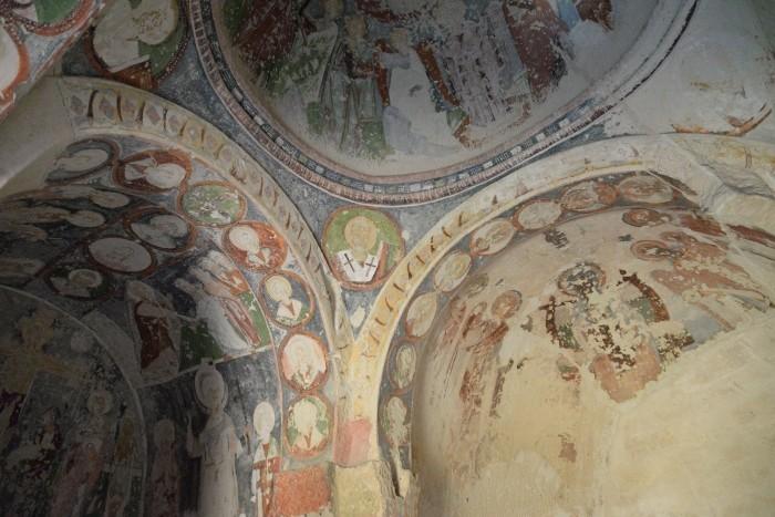 Kościół Złego Oka (El Nazar Kilise) w Göreme
