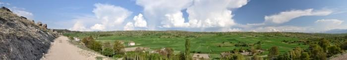 Panorama okolic Fasıllar
