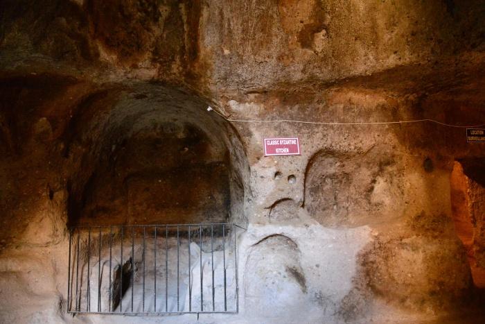 Bizantyjska kuchnia w Gaziemir