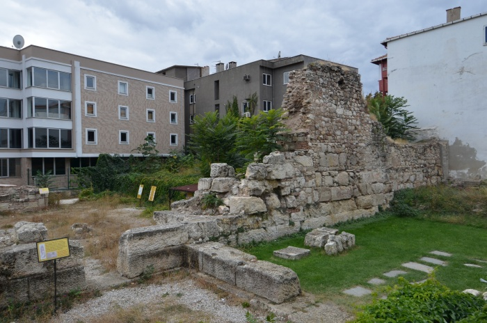 Mury obronne Adrianopola