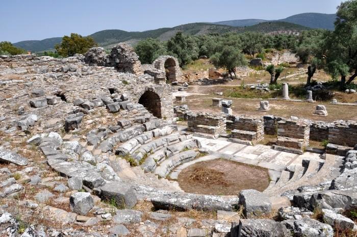 Buleuterion w Iasos