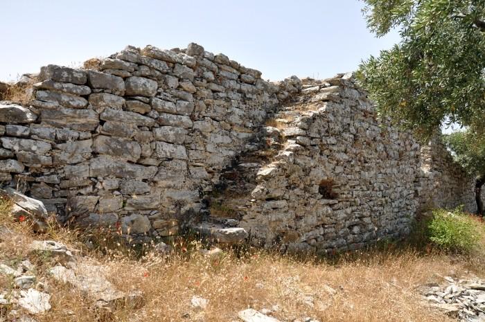 Mury obronne Iasos