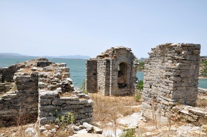 Fortyfikacje Iasos