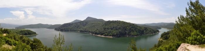 Jezioro zaporowe Aslantaş
