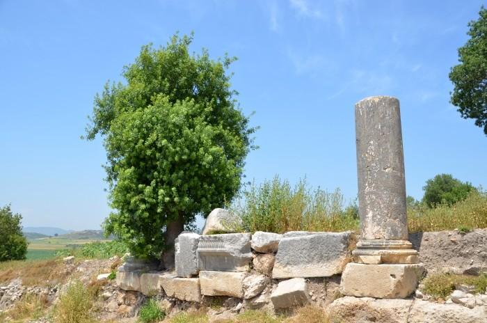 Ruiny miasta Kastabala