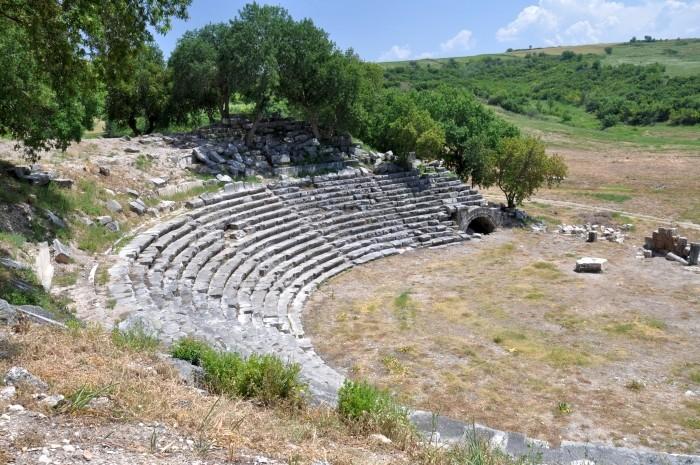 Teatr w Kastabali