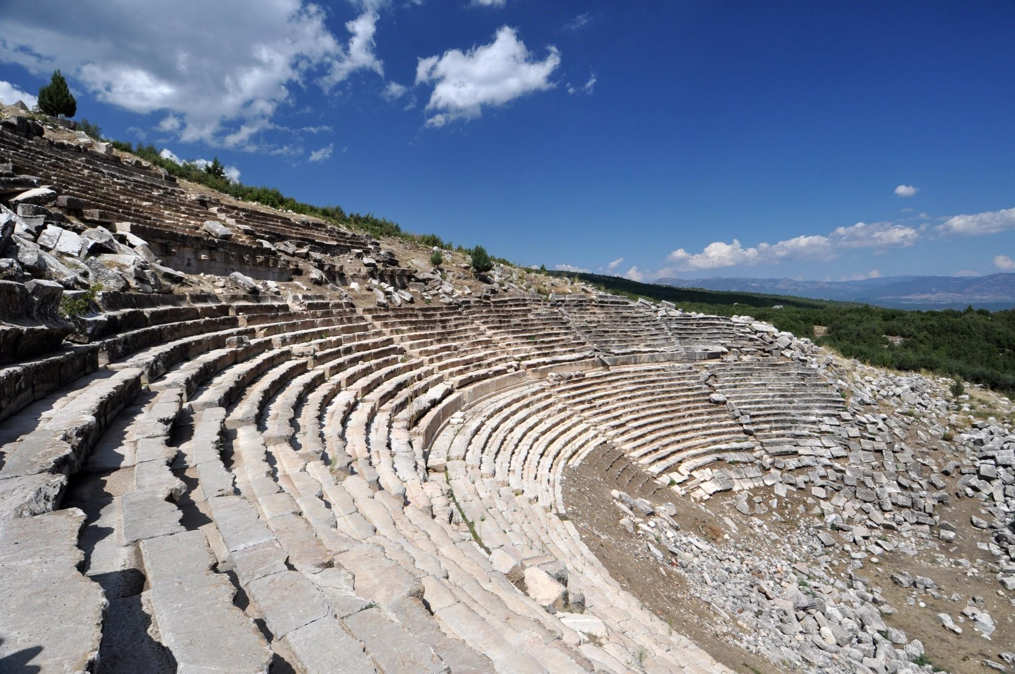 Teatr w Kibyrze