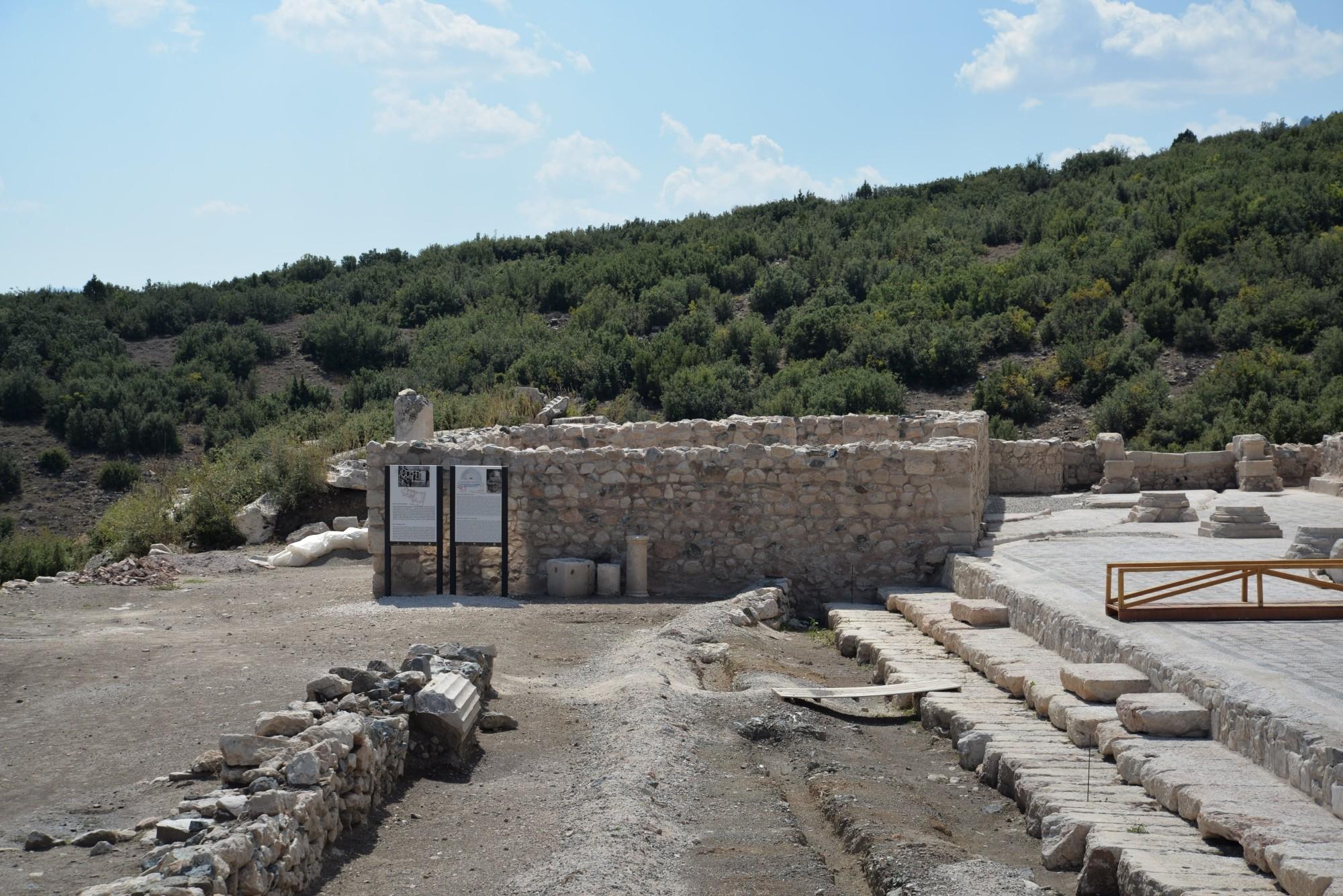 Łaźnie rzymskie w Kibyrze