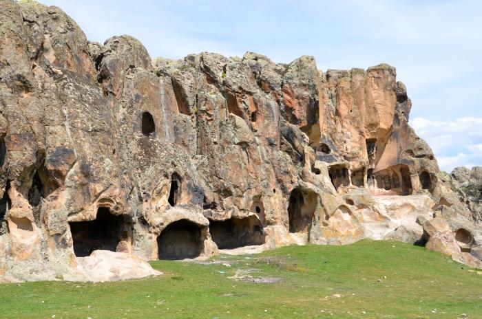 Kırkmerdiven Kayalıkları