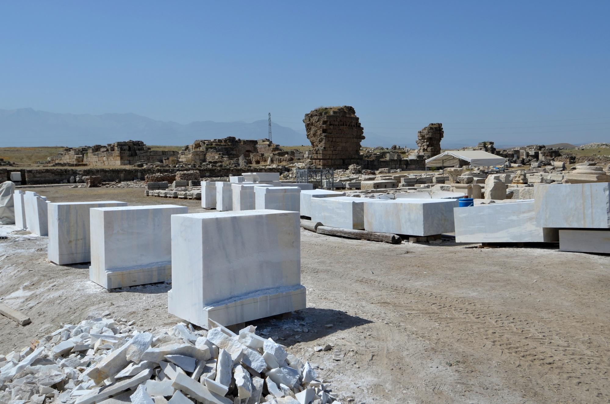 Centralna Agora w Laodycei