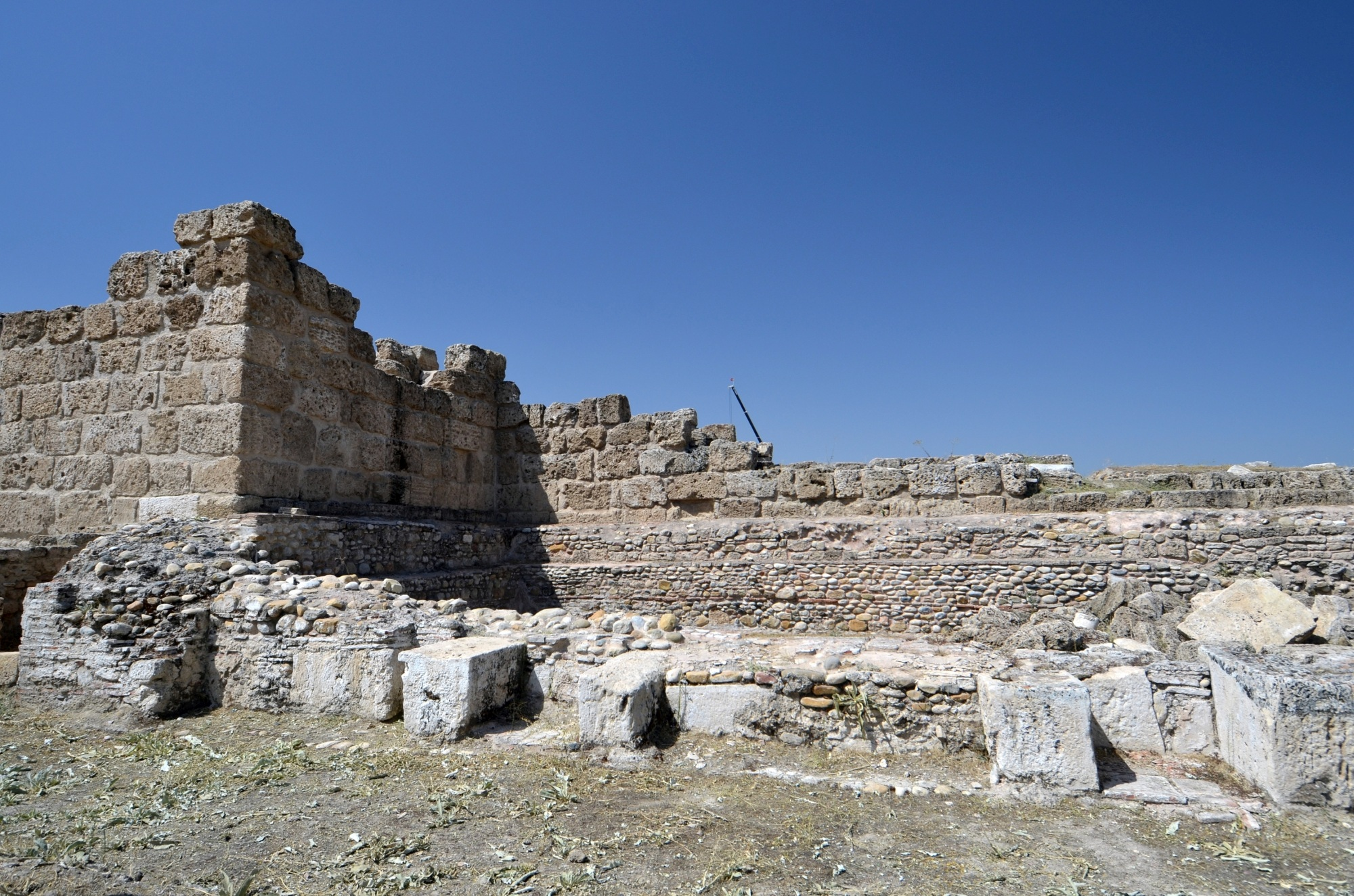 Wschodniego Nimfeum Bizantyjskiego w Laodycei