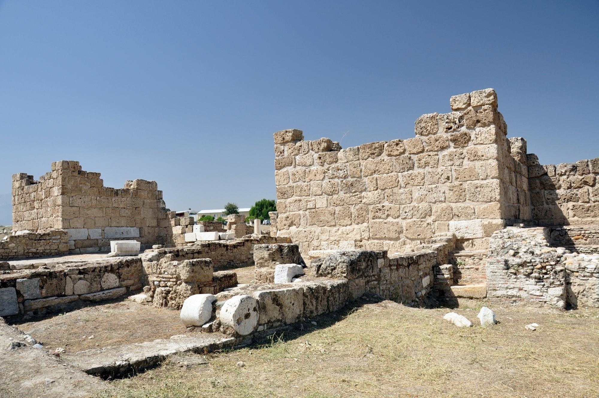 Wschodnia Brama Bizantyjska w Laodycei