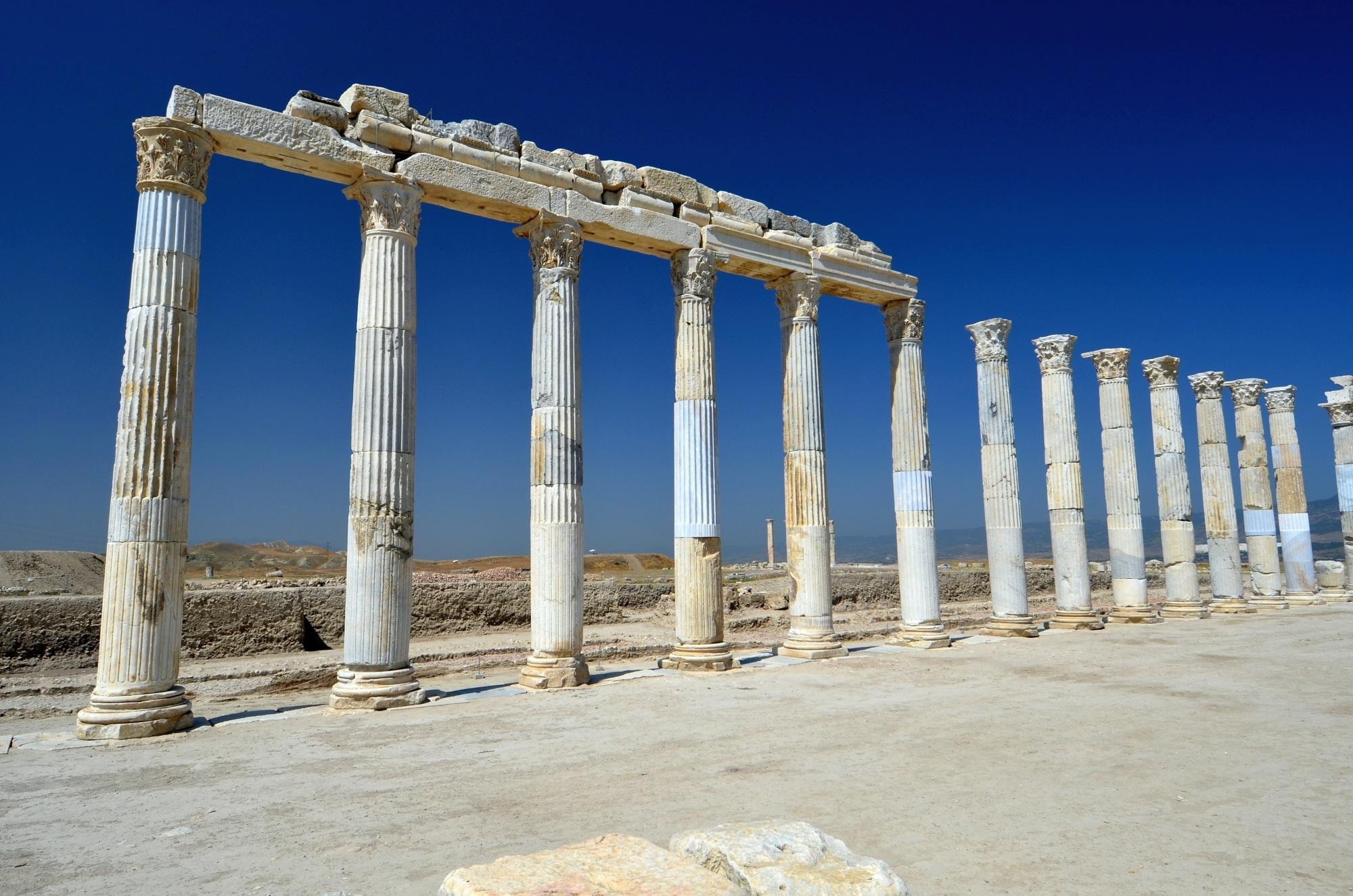 Północna Agora w Laodycei